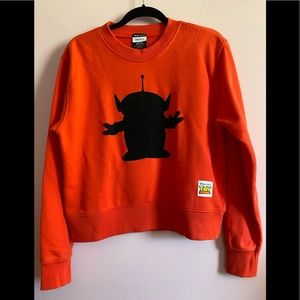 Disney Pixar and Forever 21 Toy Story Sweater